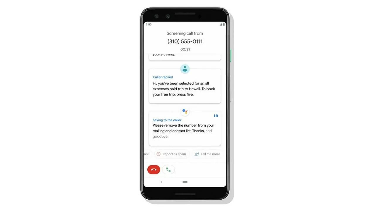 Google Pixel devices will be able to auto-transcribe
