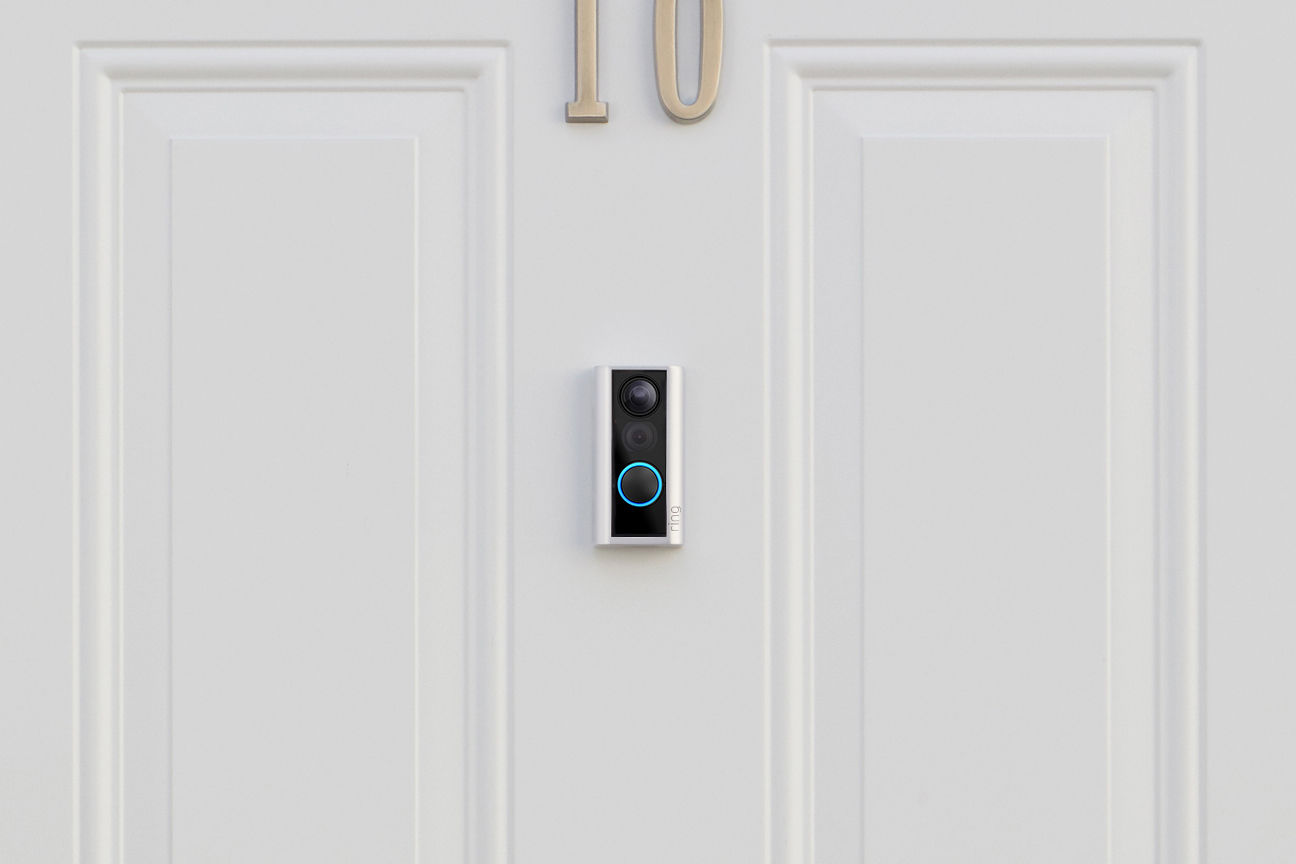 Ring's latest video doorbell doesn't require drilling or