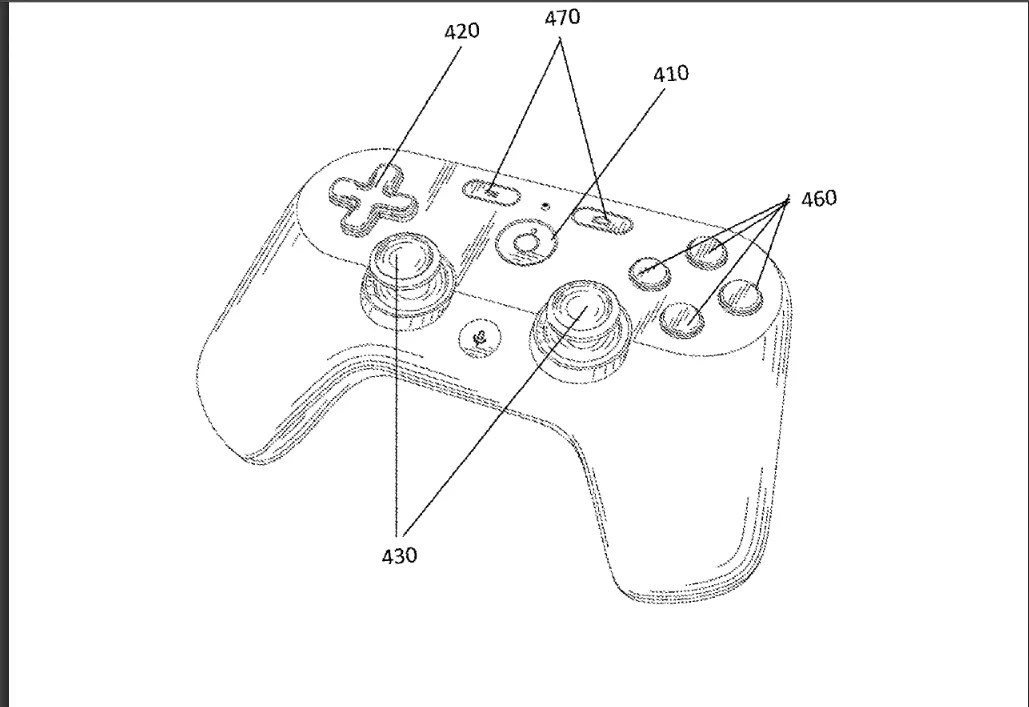 Patent reveals possible first look at Google's gaming