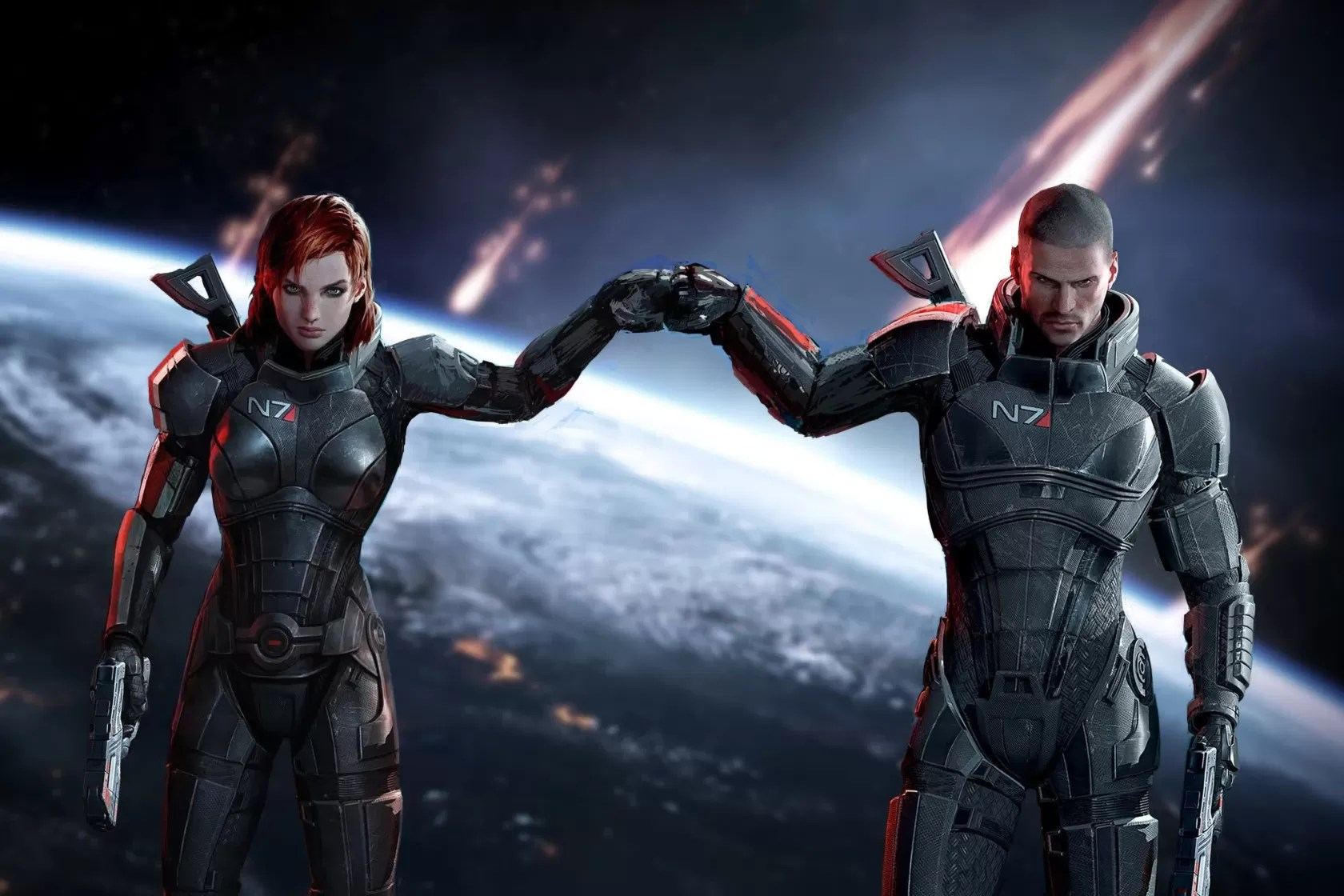 Mass Effect Legendary Edition' receives a rating in South Korea, fueling  rumors of a remastered trilogy - Kogonuso