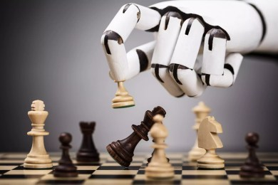 Researchers are working on a chess-playing AI that emulates human-level skill