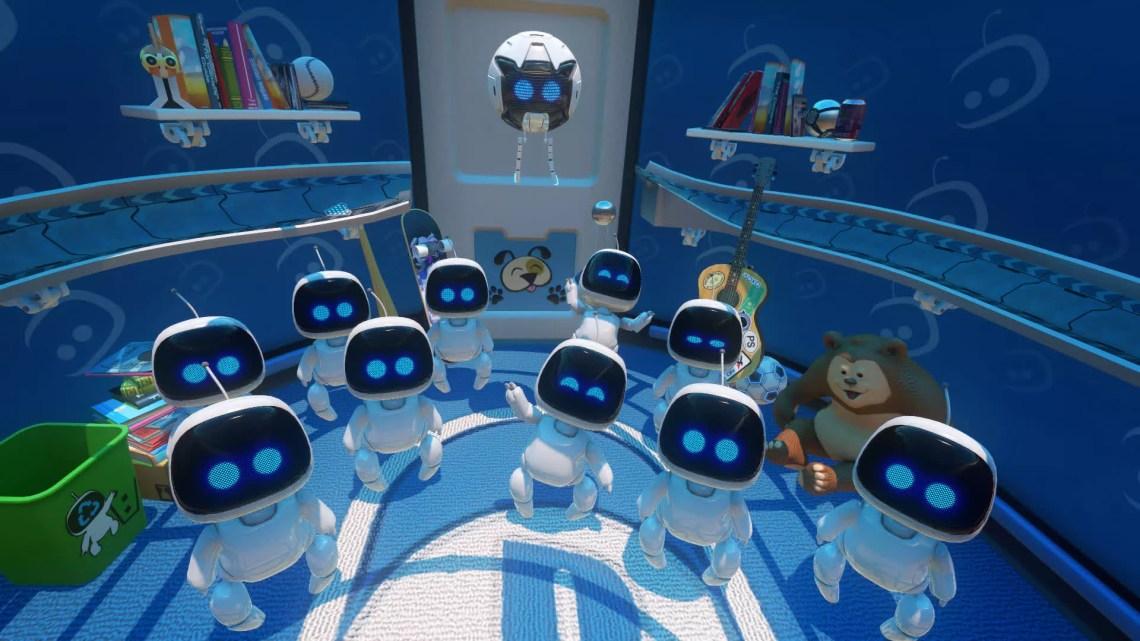 PlayStation Studios lands 14th studio with Playroom developer Firesprite