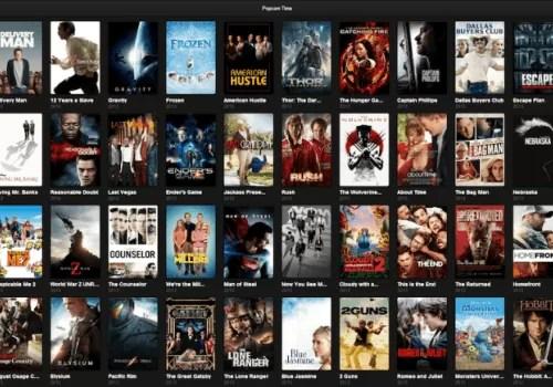 Popcorn Times Netflixstyle movie torrents service gets