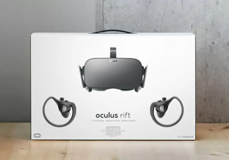 Oculus permanently discounts Rift and Touch bundle to 499