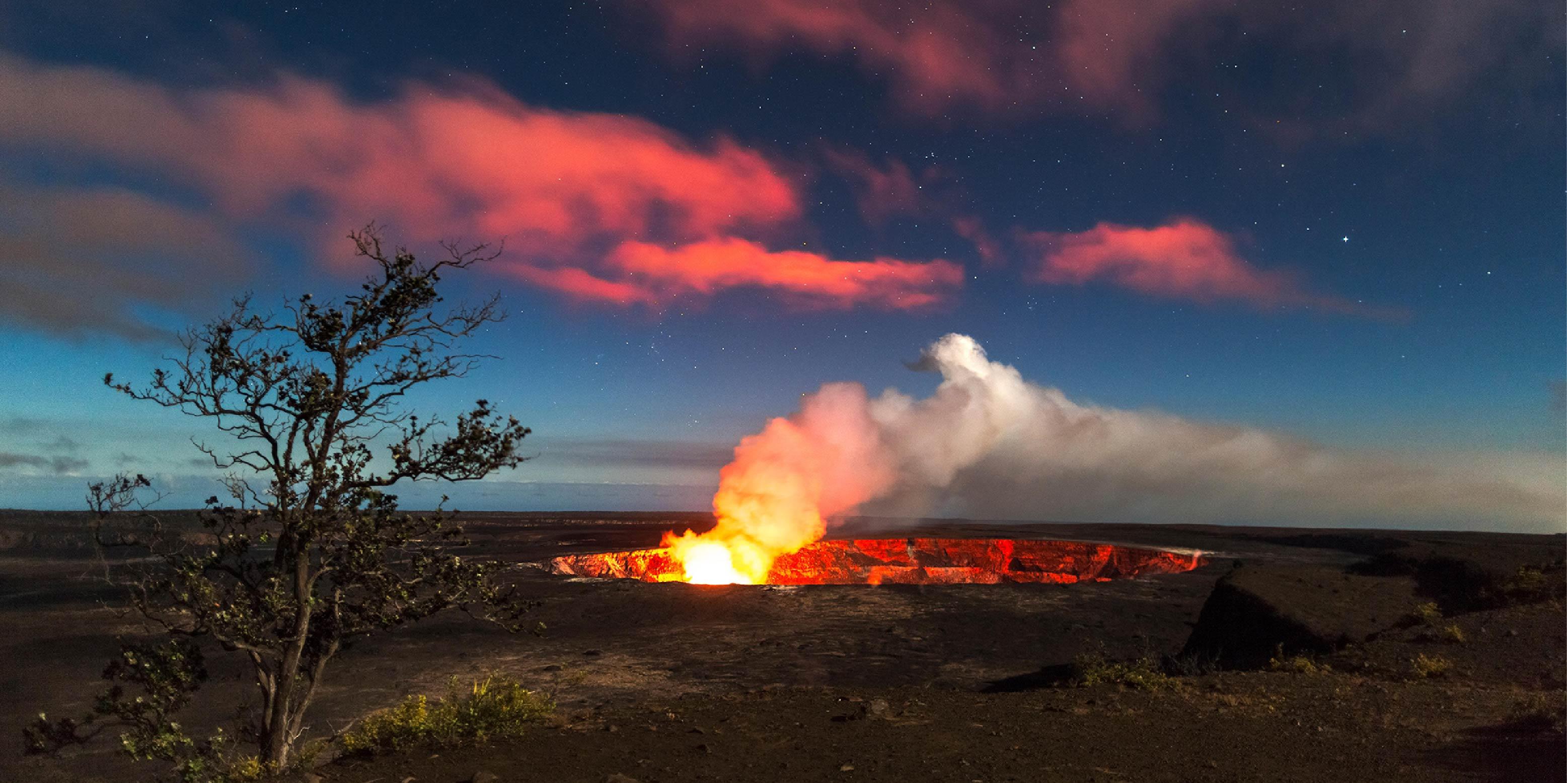 M 4 5 Earthquake Highlights Hawaii S Tectonic Past Present And Future