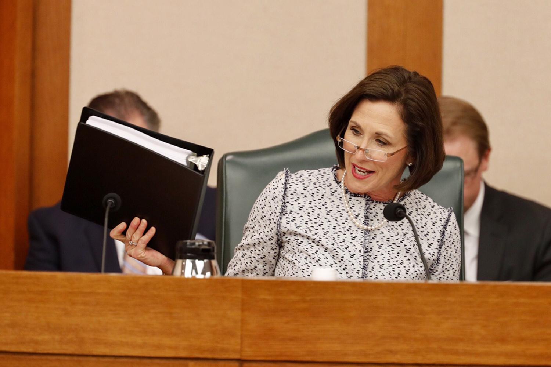 Texas Bathroom bill testimony runs late into Tuesday evening  The Texas Tribune
