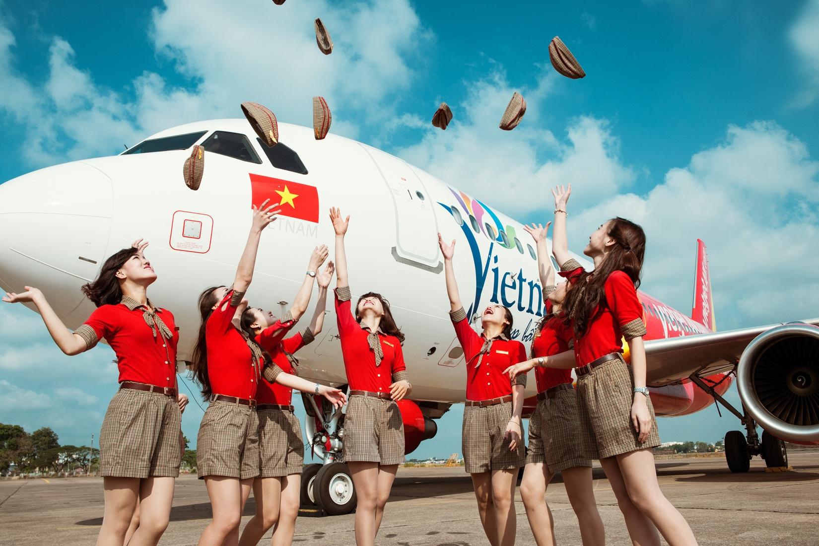 Vietjet Launches Routes Connecting Hanoi And Ho Chi Minh