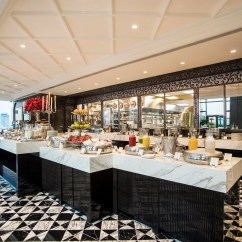 How Much Is A Kitchen Island Yellow Accessories The Reverie Saigon To Introduce Sunday Brunch At Café ...