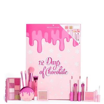 Calendario de adviento I Heart revolution 12 days chocolate 2021