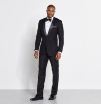 Shawl Collar Tuxedo | The Black Tux