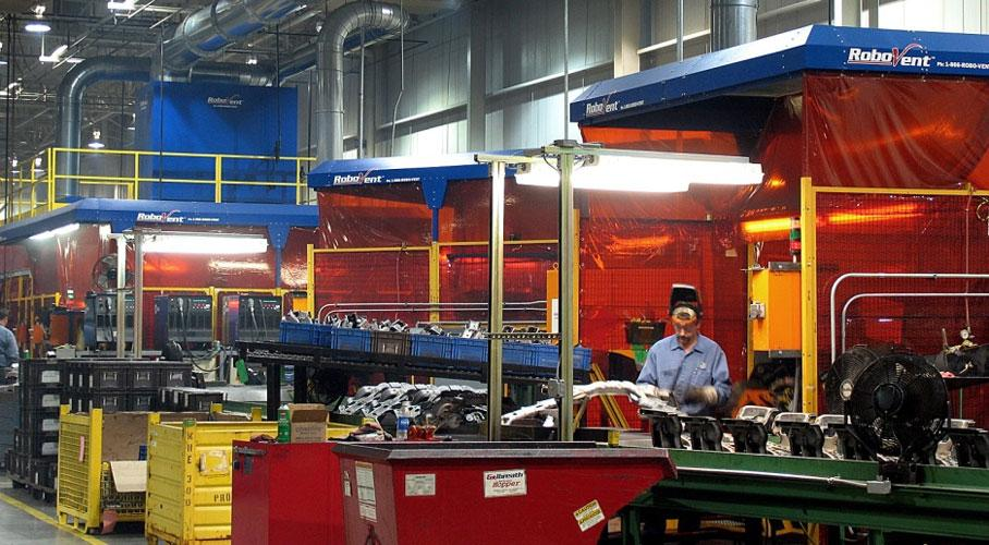 How clean is the air in your manufacturing facility  The