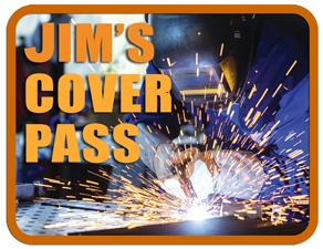 Jims Cover Pass Tips to pass a 4G SMAW 7018 test
