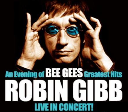 Robin Gibb Pic