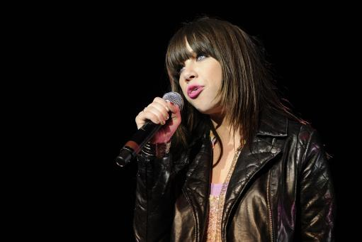 Carly Rae Jepsen in Concert