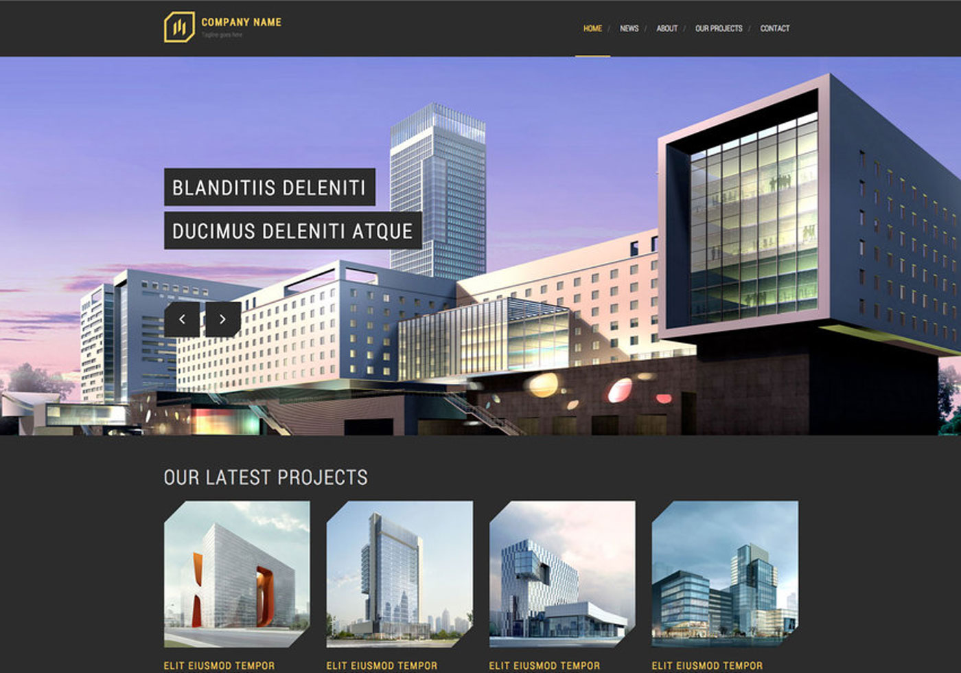 video sharing website template free download