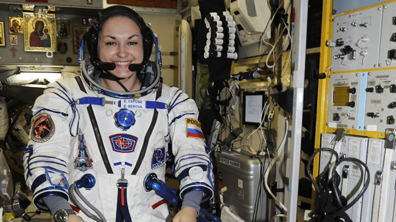 russian space chief calls