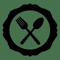 Transparent Dining Icon