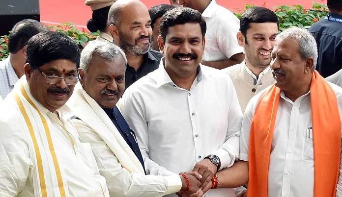 Why Yediyurappa son's rise as Karnataka BJP VP is a win-win situation for  CM and critics