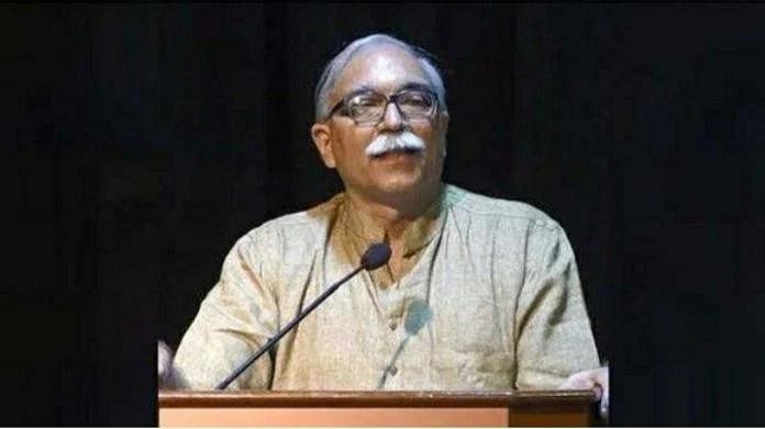 RSS joint general secretary Arun Kumar   Twitter/@ArunKumRSS
