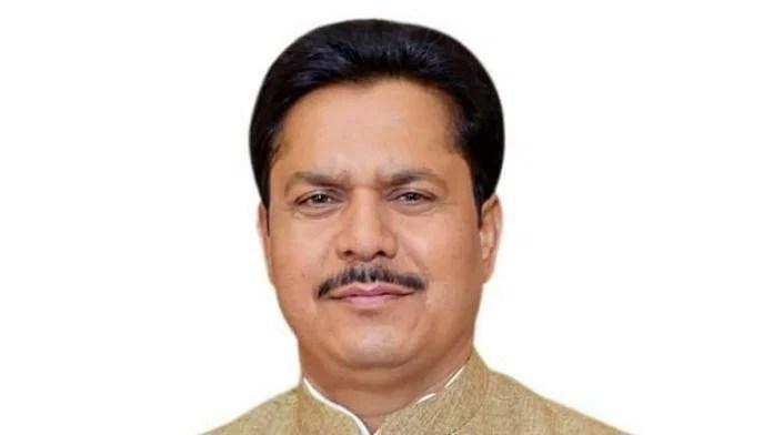 Assam Congress chief Bhupen Bora | Twitter @INCAssam