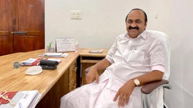 Congress leader V.D. Satheeshan | Photo: Nirmal Poddar/ThePrint