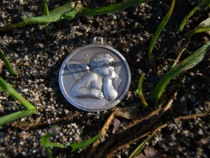 Angel Pendant lost...Found