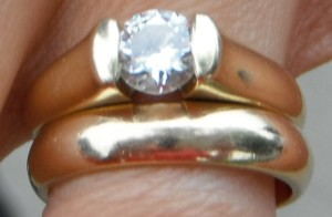 Susan's rings