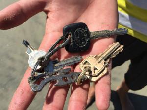 Amega keys