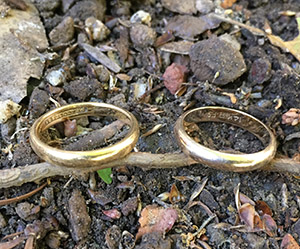Two lost heirloom wedding rings found in Los Gatos
