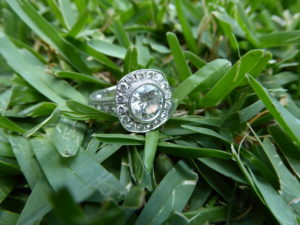 Diamond Engagement Ring Lost In Altadena CAFound and Returned
