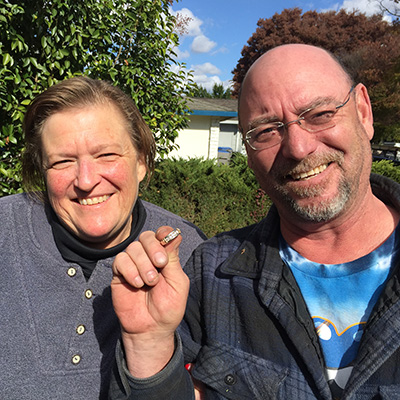 Lost wedding ring found san jose