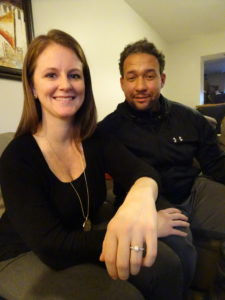 Fiance' Meg and Kenny Proudly Display Engagement Ring Once Gone Missing!