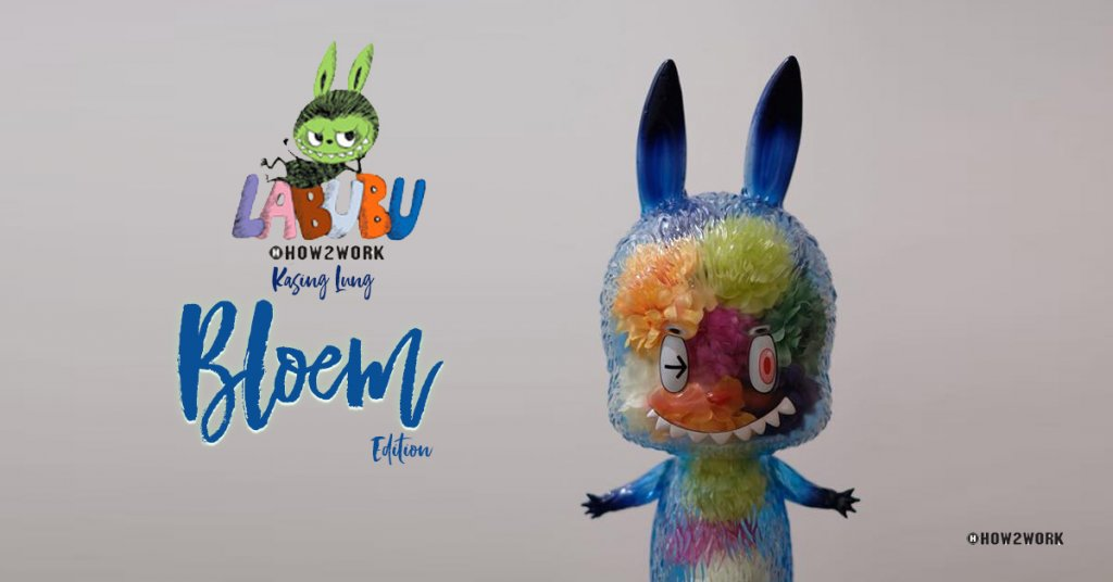 Bloem Labubu By Kasing Lung X HOW2WORK The Toy Chronicle