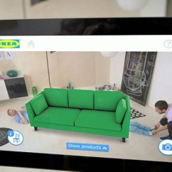 Best Sofa Companies Sectional Sofas Buffalo Ny How Augmented Reality Benefits Retail And Furniture Business