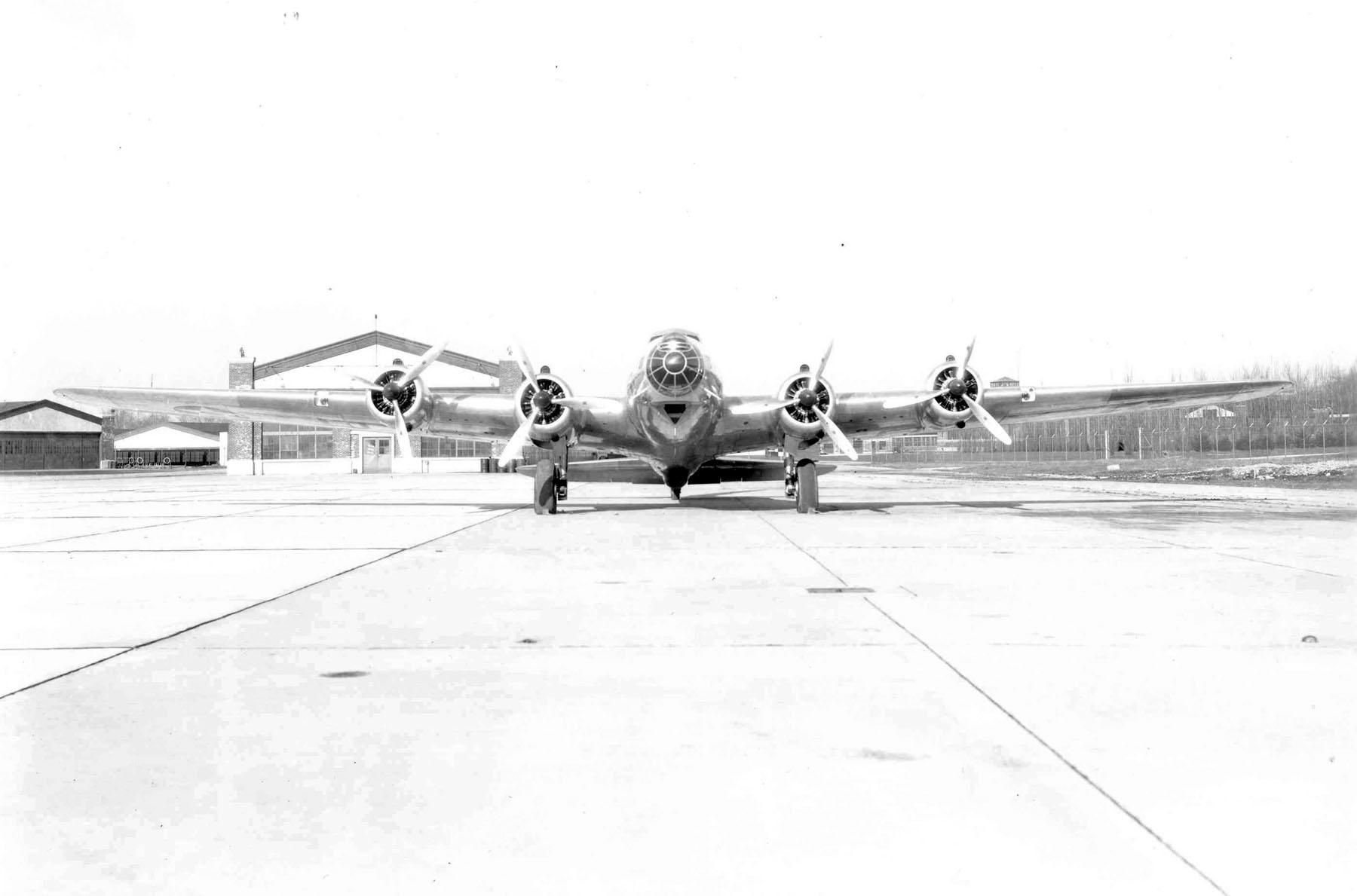 Boeing Model 299b Archives