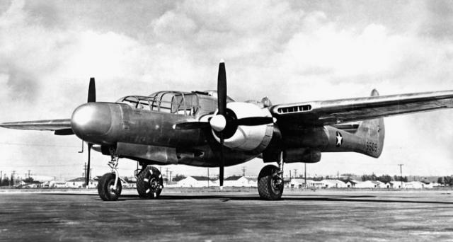 Screen Shot 2016 05 25 at 19.57.20 - AERONAVES (QUASE) FAMOSAS: Northrop XP-61 Black Widow