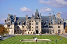 Biltmore Estate - Palace In United States Thousand Wonders