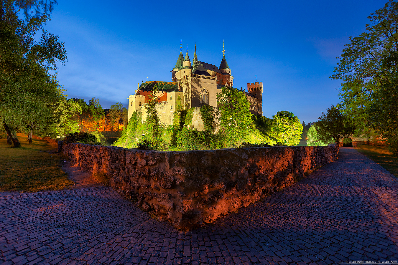 Bojnice Castle  Castle in Slovakia  Thousand Wonders