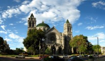 Cathedral Basilica Of Saint Louis - Church In St