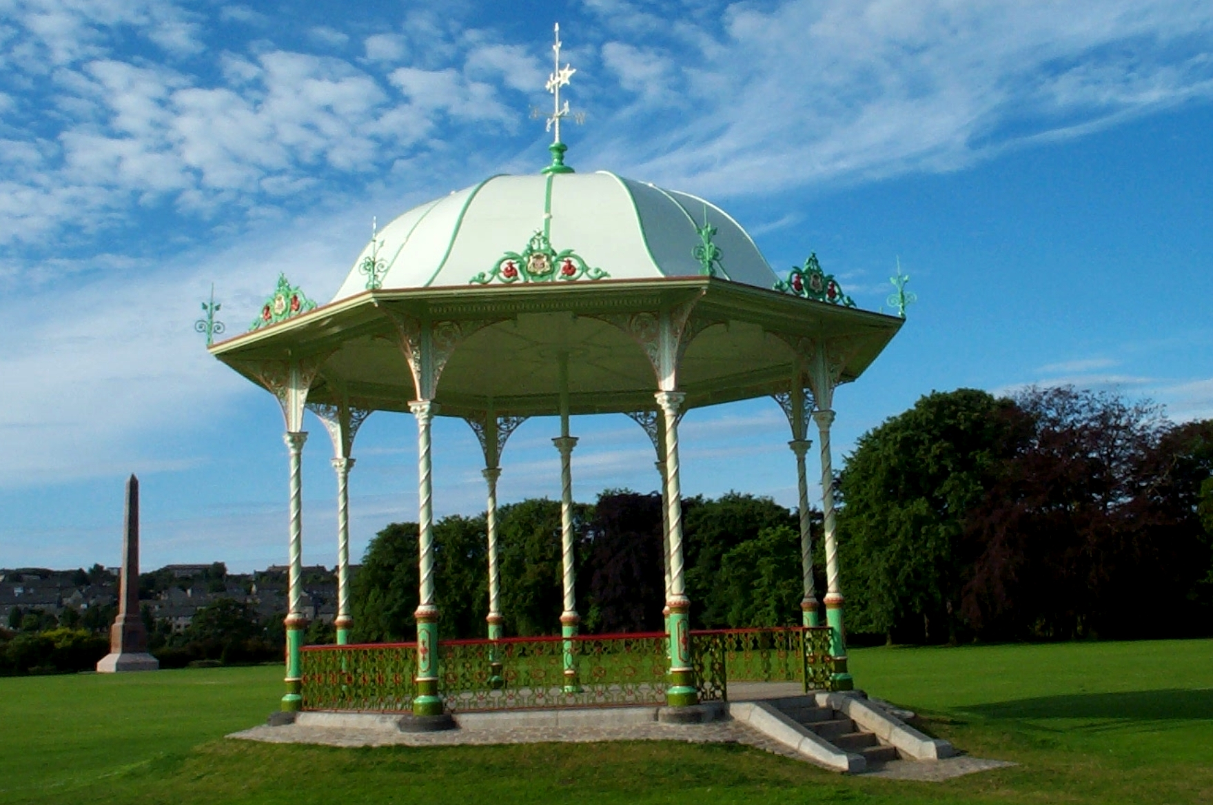 Duthie Park Urban Park In Aberdeen Thousand Wonders