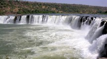 Gouina Falls - Waterfall In Africa Thousand Wonders
