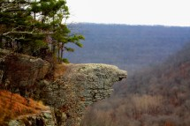 Hawksbill Crag - Cliff In United States Thousand Wonders