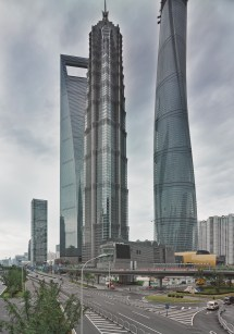 Jin Mao Tower - Skyscraper In Shanghai Thousand Wonders