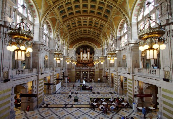Art Galleries and Museum Glasgow