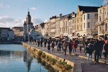 La Rochelle - City In France Sightseeing And Landmarks