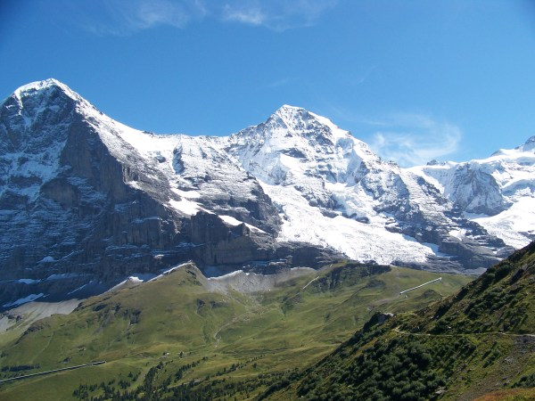 Nch - Mountain In Bernese Alps Thousand Wonders