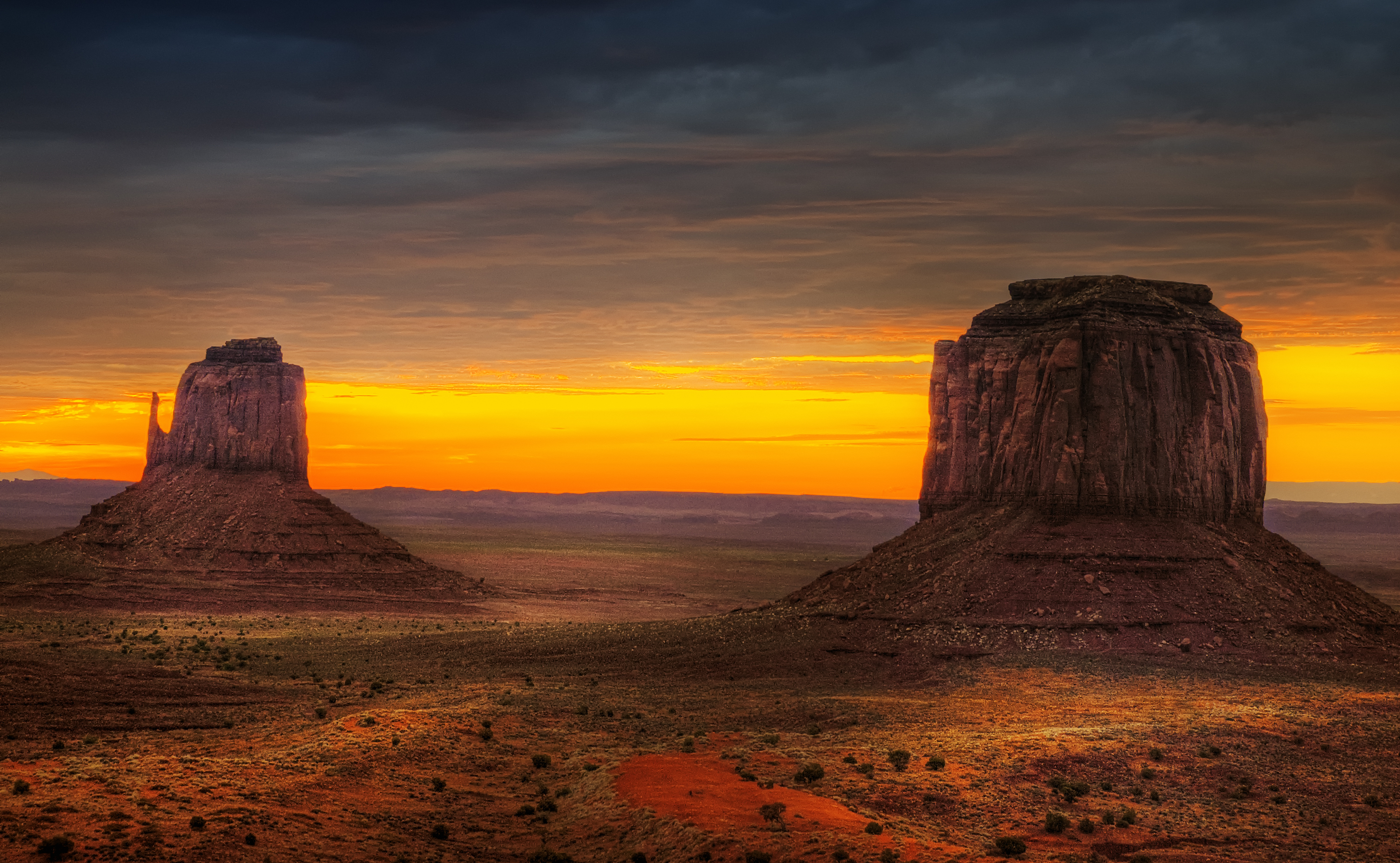 Colorado Fall Desktop Wallpaper Monument Valley Valley In United States Thousand Wonders