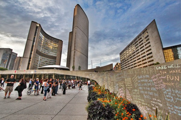 Nathan Phillips Square - Plaza In Toronto Thousand Wonders