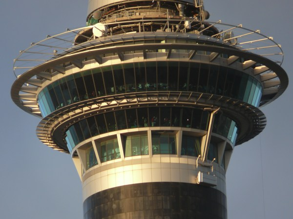 Sky Tower - In Auckland Thousand Wonders