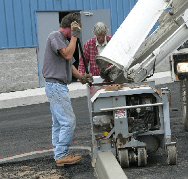 extruded curb experts